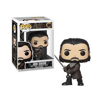 Figurine Funko Pop TV Game Of Thrones Saison 8 - Jon Snow