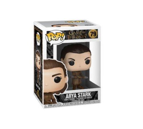 Sélection de figurines Funko Pop Game of Thrones - Ex: Arya Stark