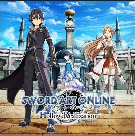 Sword Art Online: Hollow Realization sur PS4 (Dématérialisé)