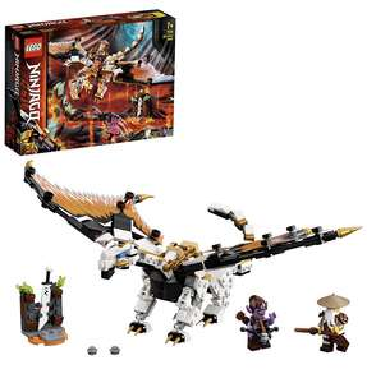 Lego Ninjago 71718 - Le Dragon de Wu