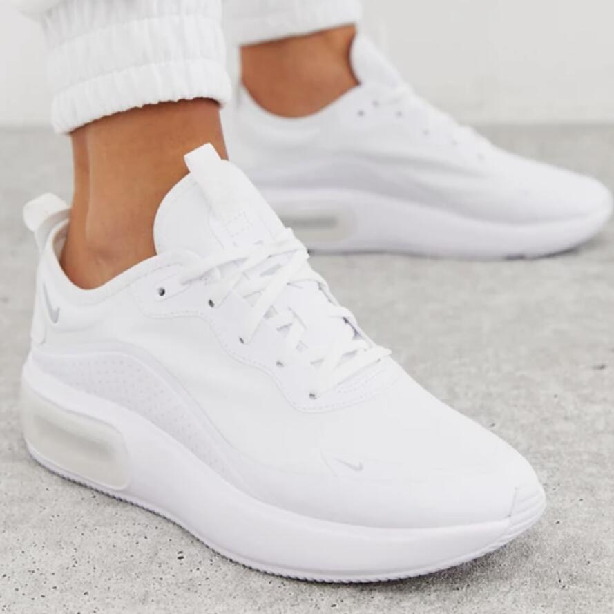 Baskets Nike Air Max Dia - Blanc ou Noir - Tailles du 36 au 41