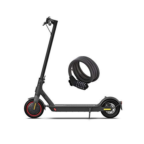 Trottinette électrique Xiaomi Mi Electric Scooter Pro 2 - 25 km/h, Autonomie 45 km, 12800 mAh