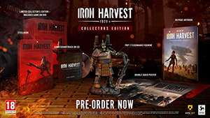 Iron Harvest Collector's Edition sur PC