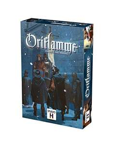 Jeu de carte Studio H - Oriflamme (Via coupon)