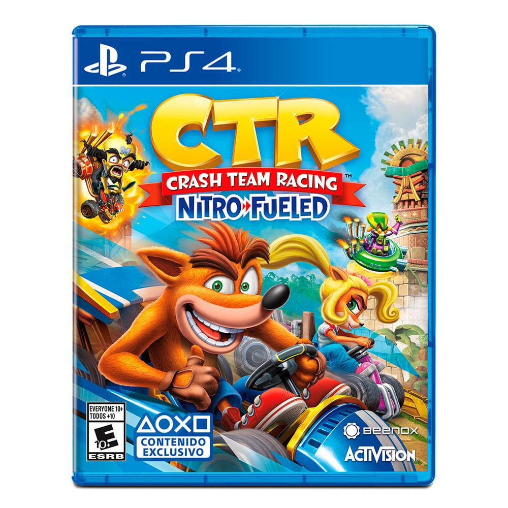 Crash Team Racing - Nitro-Fueled sur PS4 (Quetigny - 21)