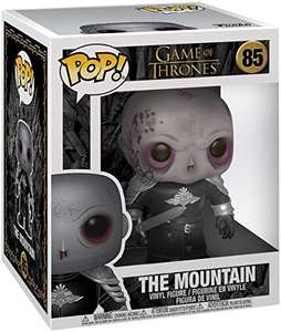 Figurine Funko pop XL Game of Thrones - The Mountain (Vendeur Tiers)
