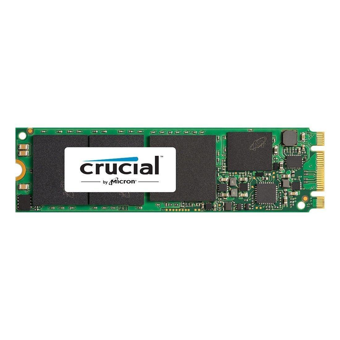 SSD interne Crucial MX200 Format M.2 Sata 2280 mémoire MLC - 500 Go