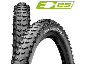 "Pneu VTT 29"" Continental Mountain King Performance - E-25, Noir"