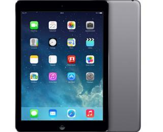 """Tablette 9.7"""" Apple iPad Air 16 Go MD785NF/B + 2 bons d'achats de 50€"""