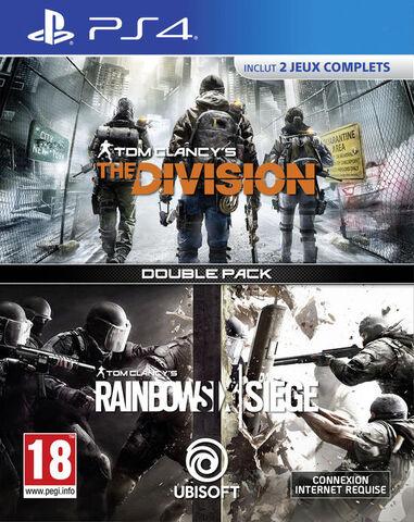Rainbow Six Siege + The Division sur PS4 - Paris Vaugirard (75)