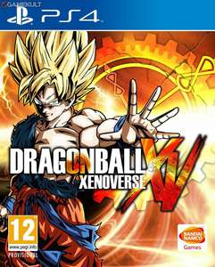 Dragon Ball Xenoverse sur PS4
