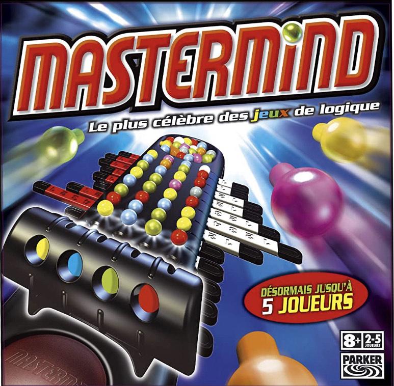 Jeu de société Hasbro Mastermind