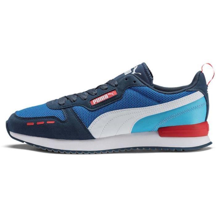 Chaussures Puma R78 - bleu marine (du 42 au 46)
