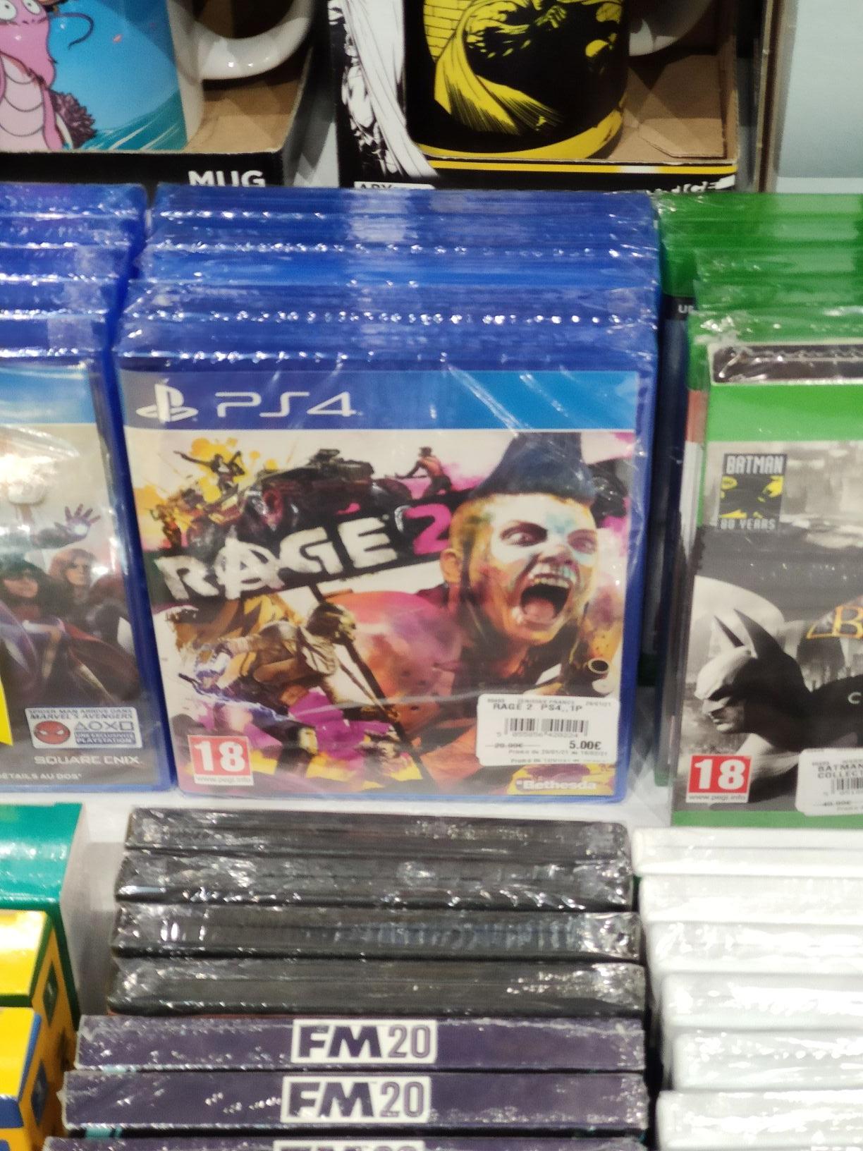 Rage 2 sur PS4 - Pornic (44)