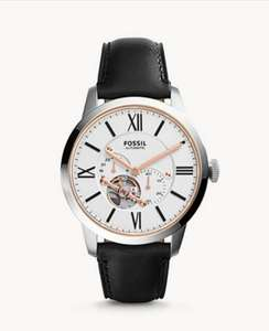 Montre Automatique Homme Fossil Townsman Open Heart - 44 mm