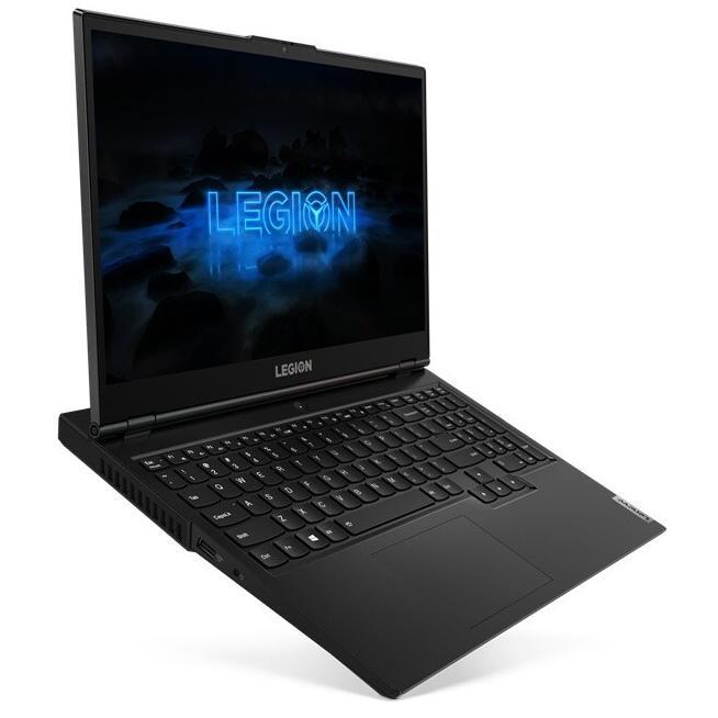 "PC Portable gaming 15.6"" Lenovo Legion 5 - Full HD IPS 120 Hz, Ryzen 7 4800H, RAM 8 Go 3200 MHz, SSD NVMe 512 Go, RTX 2060 6 Go, Windows 10"