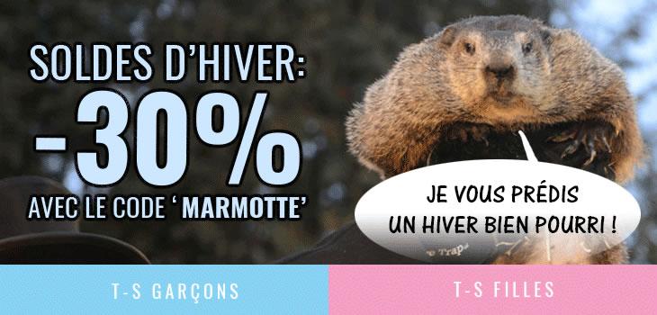 30% de réduction sur tout le site (T-S.fr)