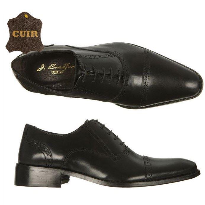 Chaussures Richelieu en cuir pour Homme