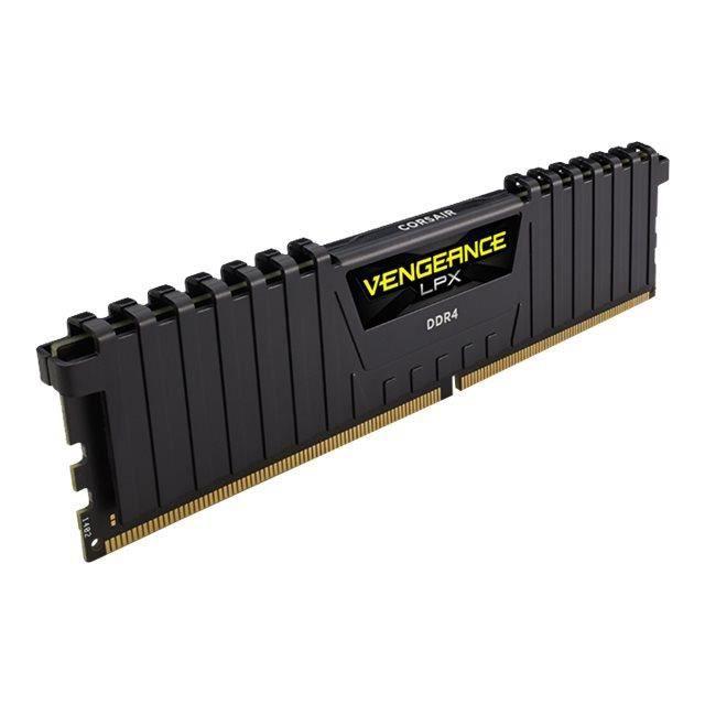 Kit Mémoire RAM Corsair Vengeance LPX (CMK16GX4M2K4333C19) - 16 Go (2 x 8 Go), DDR4, CL19, 4333 MHz (Vendeur Tiers)