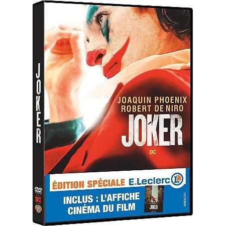DVD Joker - Édition spéciale Leclerc