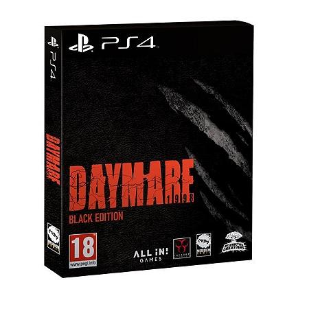 Jeu Daymare: 1998 - Black Edition sur PS4