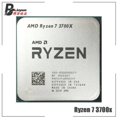 Processeur AMD Ryzen 7 3700X (Neuf) - Sans Boite/Ventirad