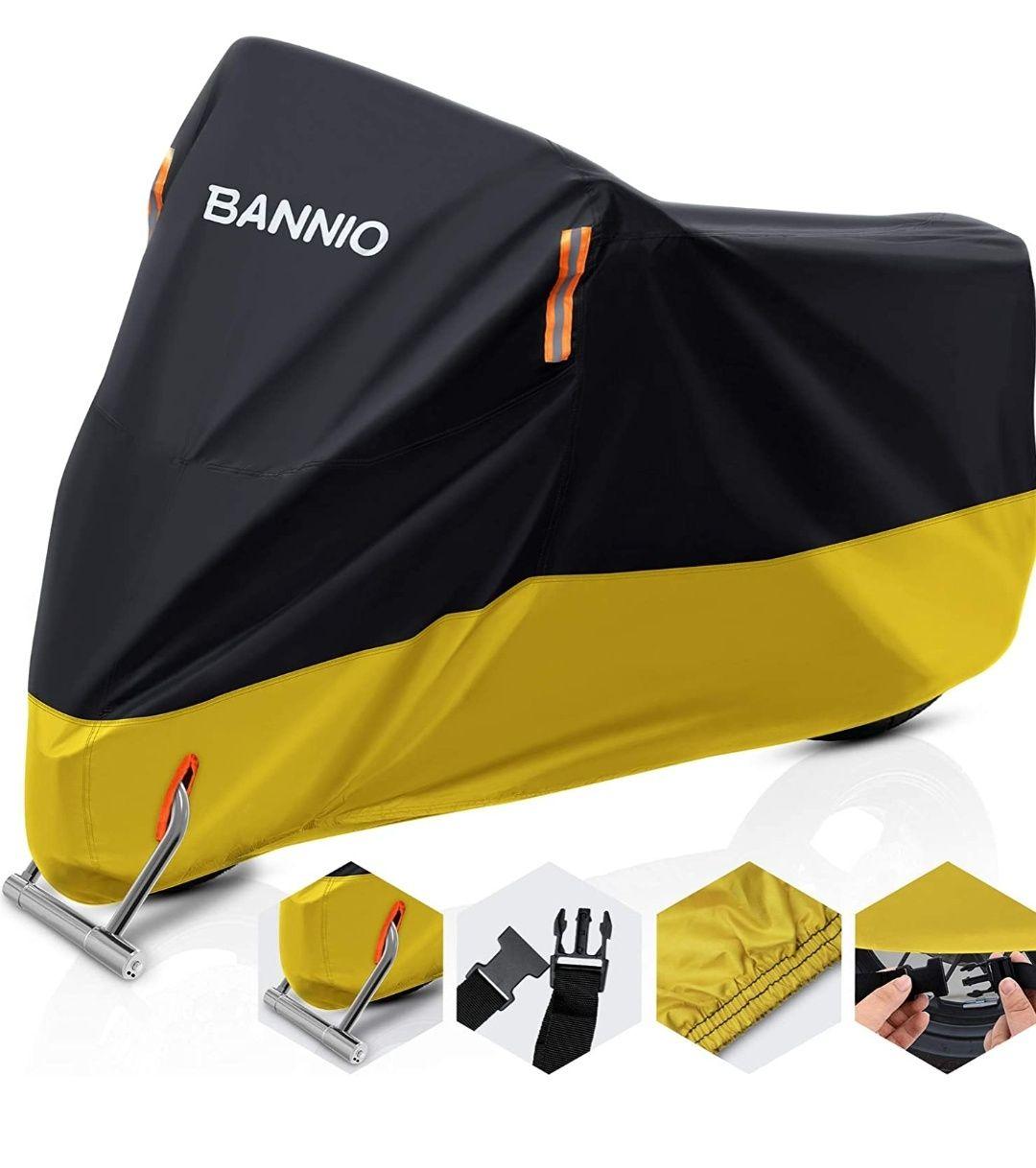 Housse Protection pour Moto Couverture Polyester 210T (Vendeur tiers)