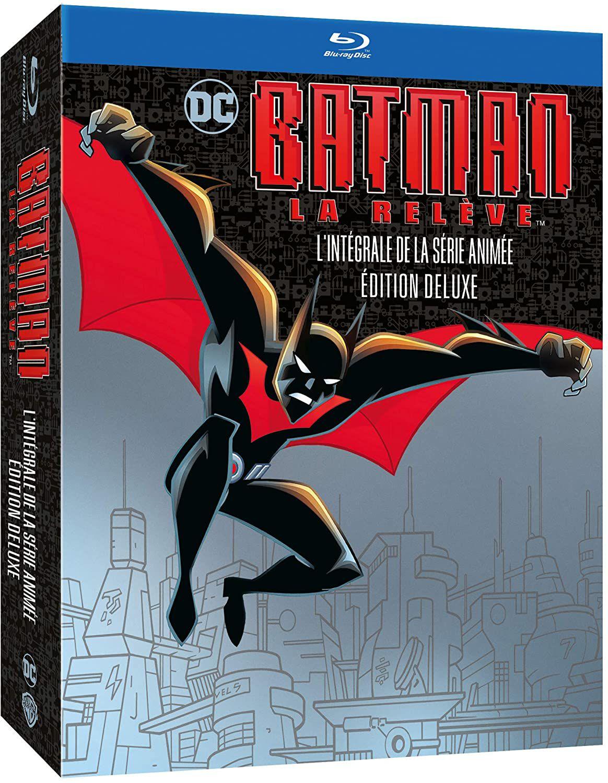 Coffret Blu-ray Batman La Relève - La Série Animée Edition Deluxe (Vendeur tiers)