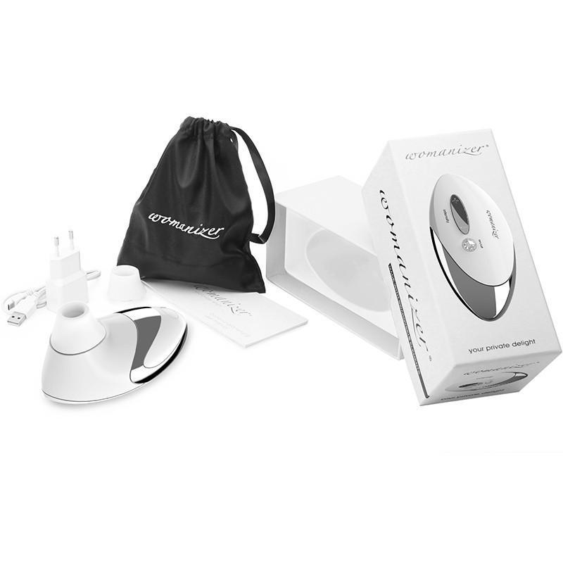 25% de réduction sur tout le site - Ex: Womanizer Pro W500 (Stimulateur féminin)