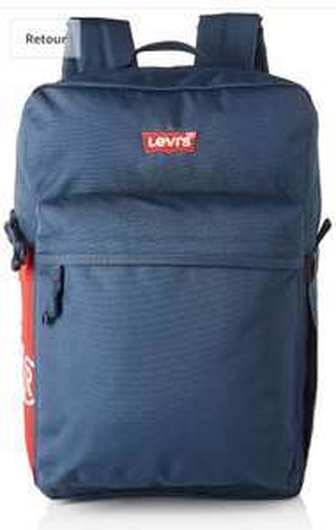 Sac à dos Levi's Updated Pack (Bleu ou noir)