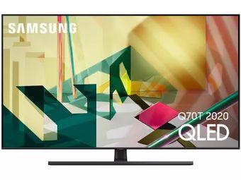 """TV 75"""" Samsung QE75Q70T - QLED, 4K UHD, 100 Hz, HDR 1000, Smart TV (Via ODR de 300€)"""