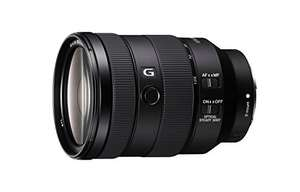 Objectif Sony SEL-24105G - 24-105 mm, Monture FE (Via Coupon)