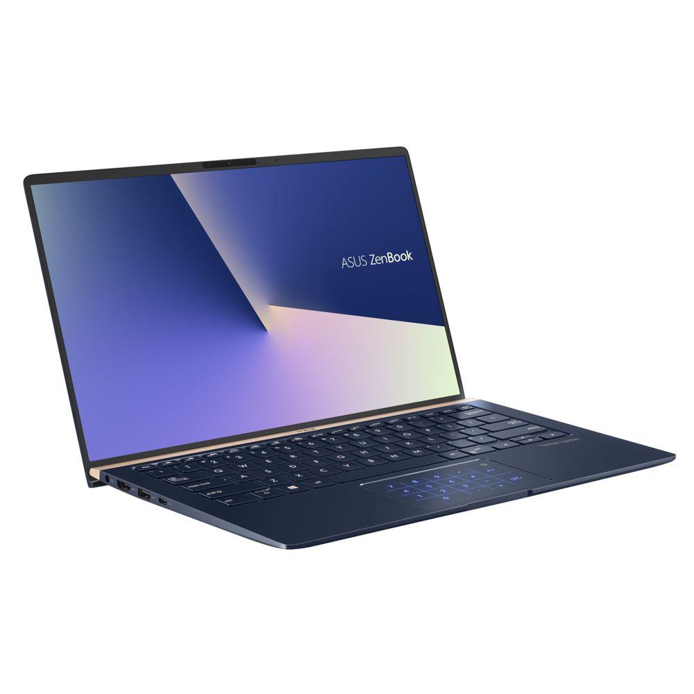 PC portable 14' Asus Zenbook 14 - i5-10210U, 8 Go, 512 Go SS, Full HD