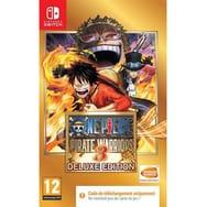 2 Jeux Namco achetés = 1 offert parmi une sélection - Ex : One Piece pirate + One Piece Unlimited sur Nintendo Switch