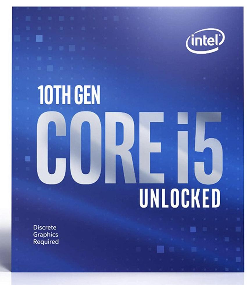 Processeur Intel Core i5-10600KF - Socket LGA1200 (Vendeur tiers)