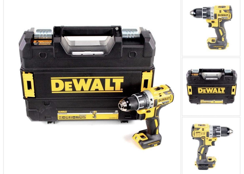 Perceuse Visseuse Dewalt DCD791NT-XJ 18V XR - Sans batterie, ni chargeur (vendeur tiers)