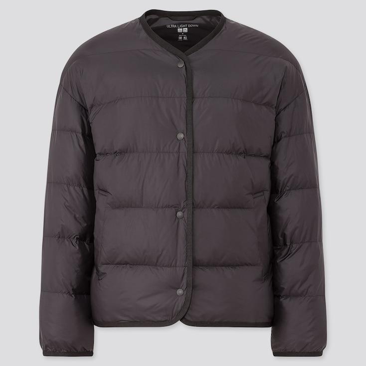Sélection de doudounes légères en promotion - Ex : veste femme (noir ou vert, taille XS)