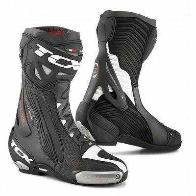 Bottes moto TCX RT Race Pro Air - Noir, Tailles 39 à 41 + 45