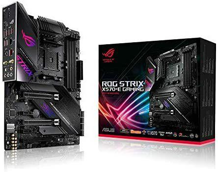 Carte Mère Gaming Asus ROG Strix X570-E Gaming - Socket AM4