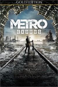 Metro Exodus Gold sur PC, Xbox & Series X|S (Dématérialisé - Store BR)