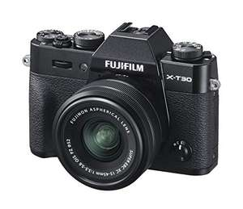 Appareil Photo Hybride Fujifilm X-T30 + Objectif XC15-45mm PZ