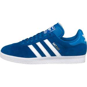 Chaussures Homme Adidas Gazelle 2 - Royal/White