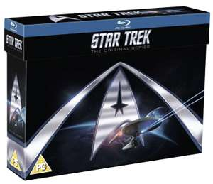 Coffret Blu-ray : Star Trek The original series The full Journey