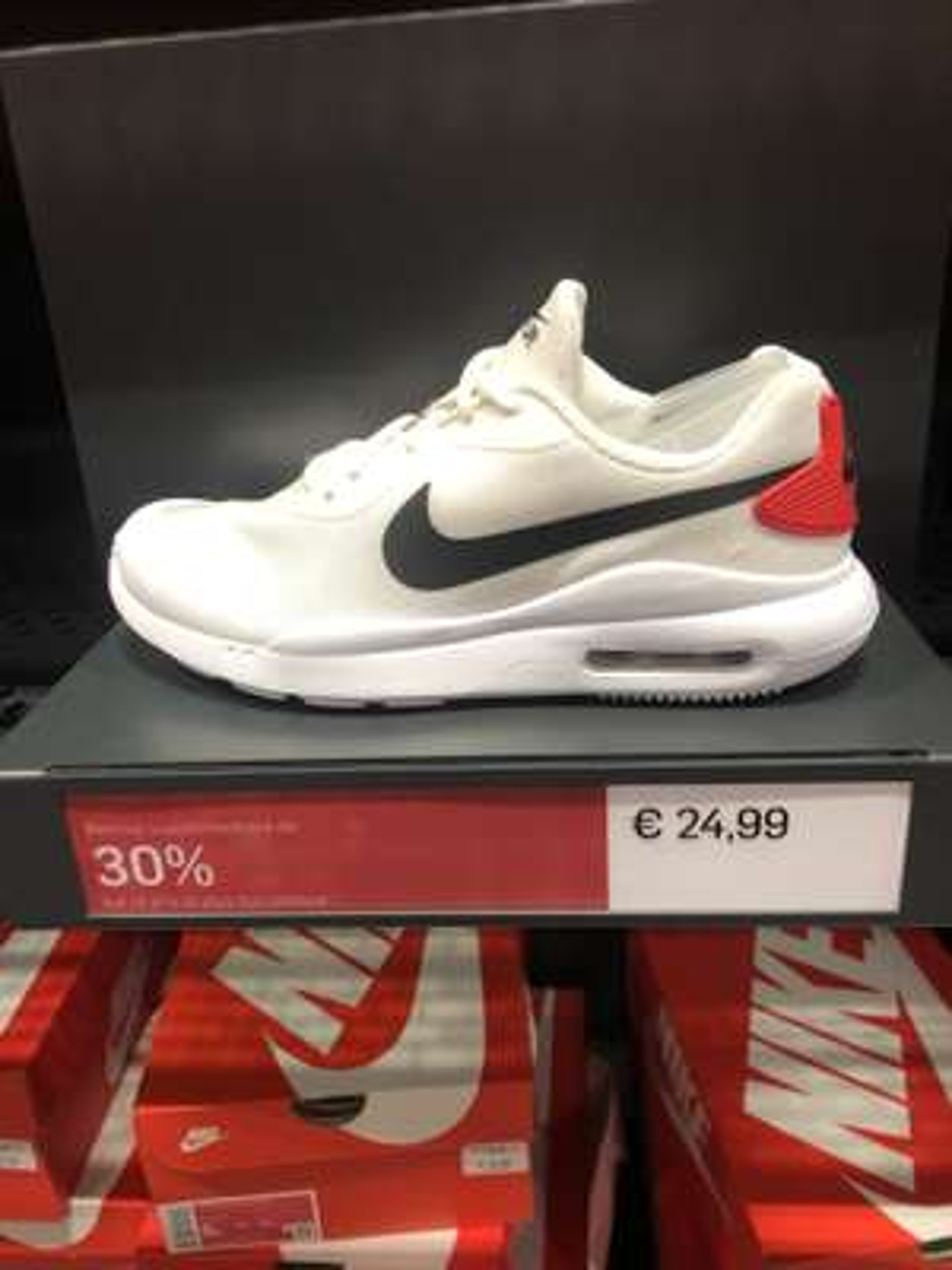 Basket Nike Air Max Oketo Junior - Nike Factory Herblay (95)