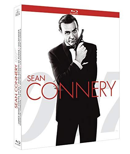 """Sélection Coffret James Bond Ex. """"Sean Connery"""" La Collection 6 Blu-Ray / 6 Films 20€"""