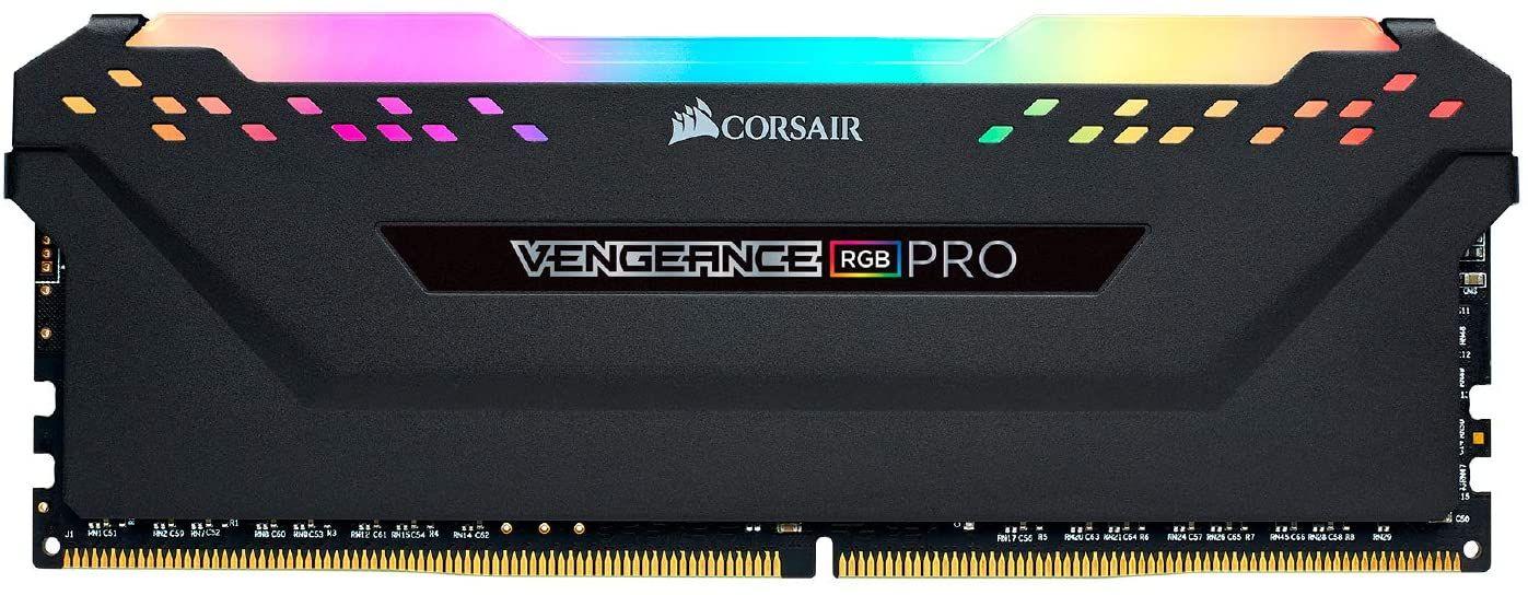 Kit de RAM Corsair Vengeance RGB PRO DDR4-3200 CL16 - 16 Go (2x8)