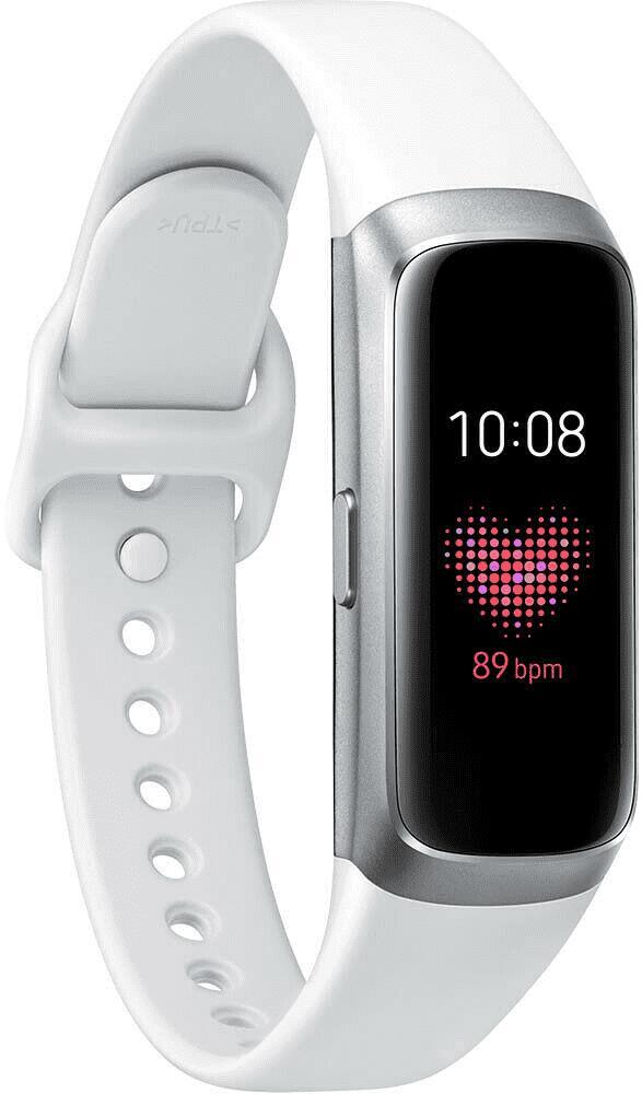 Bracelet connecté Samsung Galaxy Fit - Argent