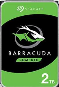 "Disque dur interne 3.5"" Seagate Barracuda - 2 To, 7200tr/m"