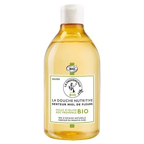 Gel Douche Bio La Provençale Senteur Miel de Fleurs - 500 ml