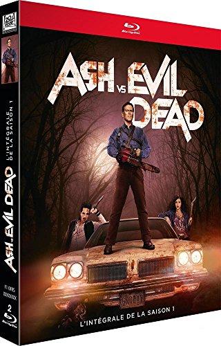 Coffret Blu-Ray Ash vs Evil Dead Saison 1 (vendeur tiers)